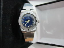 Nice Rare Vintage Omega Diver's Date Stainless c.684 Automatic Womens Watch 23mm