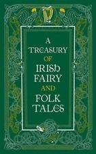 A Treasury of Irish Fairy and Folk Tales by Barnes & Noble Inc (Hardback, 2016)