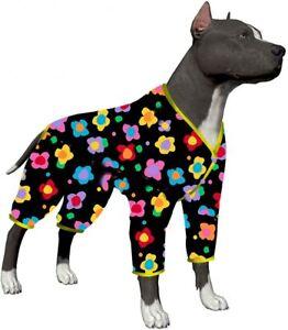LovinPet NEW Arrivals Big Dog Pajamas/UV Protection/Full Coverage Dog Pjs