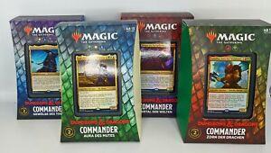 Magic MTG Adventures in the Forgotten Realms Commander Deck Deutsch NEU & OVP