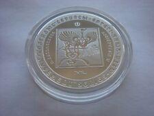 "Kazakhstan 500 tenge M. KISAMEDINOV ""Myth"" 2007 Proof silver 1 oz Art Painting"