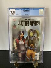 STAR WARS: Doctor Aphra #18 -  Cover Appearance Doctor Aphra And Hera Syndulla