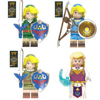 Princess Zelda Mini Figure Hyrule Ocarina Of Time 64 Legend Of Zelda UK Seller