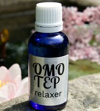 The OMOTEP relaxer.A SIXMONTH relaxation plan andmind focus system.
