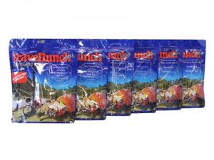 6 x 250 g Travellunch Bestseller Mix II, Trockennahrung