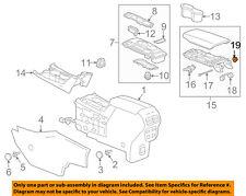 Genuine Hyundai 84660-2B170-J9 Console Armrest Assembly