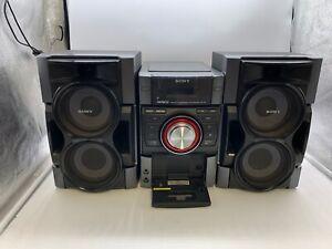 Sony Mini Hi Fi - MHC-EC791- CD Radio iPod Dock