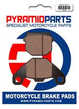 Hyosung SF 50 1999 Front Brake Pads