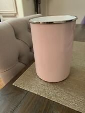 Reston Lloyd Calypso Basics Porcelain Enamel On Steel Utensil Holder Pink