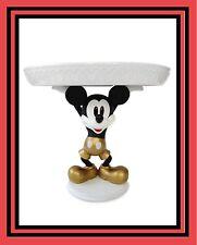 Disney Eats - Micky Maus - Kuchenständer Lack Gold Torten Muffin Süßigkeiten NEU