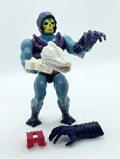 Vintage 1986 MOTU Terror Claws Skeletor complete He-Man