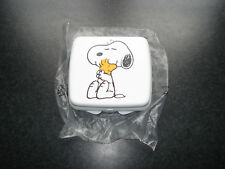 "Tupperware Sandwichbox "" Snoopy mit Woodstock ""  Sandwich-Box, Brotdose. Neu"