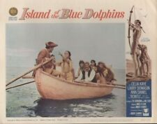 Island of the Blue Dolphins 11x14 Lobby Card #3