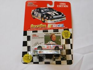 Nascar #21 Morgan Shepherd Racing Champions 01153 Stock Car 1994 Edition