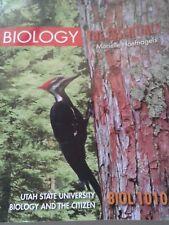 Biology The Essentials Hoefnagels Utah State University BIOL 1010 (2013)