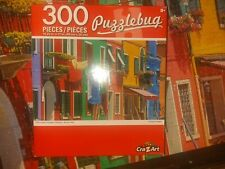 Artbox 300 Piece Puzzle The Colorful Amazing Houses of Burano, Venice, Italy!