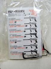 Tippmann 98 Custom Platinum Paintball Owner Repair Manual, Tools, Barrel Cover