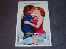 SLUGGERS WIFE original movie poster MICHAEL O'KEEFE   REBECCA DE MORNAY Baseball