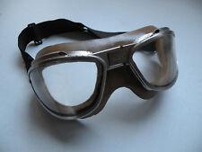 Vintage WW2 US Navy Type AN-6530 Flight Goggles (Original) With Black Strap