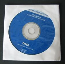 Dell BIOS Upgrade for Service Technicians Only CD P/N J1892 Rev. A50 0M1704