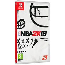 Preventa Nintendo switch NBA 2k19