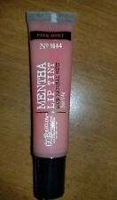 SEALED BATH & BODY WORKS CO BIGELOW MENTHA SHIMMER LIP GLOSS * PINK MINT* 1644