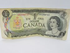 1973 Bank of Canada $1