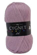 Cygnet DK Soft 100 Acrylic Knitting Yarn 100g Vintage Rose 639