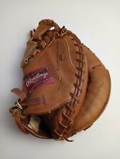 New listing Rawlings RCM30 Mike Piazza Catcher Glove Lite Toe RHT Baseball Mitt