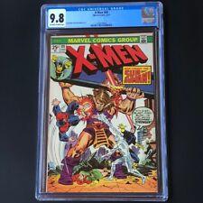 X-Men #89 (1974) 💥 CGC 9.8 💥 HIGHEST GRADED - 1 of ONLY 29! Marvel Comics