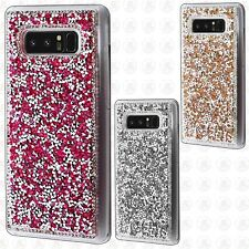 Samsung Galaxy Note 8 Diamond Desire Back BLING Protector Cover +Screen Guard