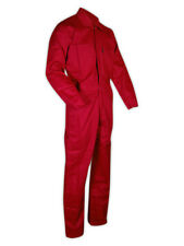 Chicago Protective Apparel 605-FRC-RD Red Flame Resistant Cotton Coverall