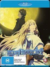 BLU RAY - Blue Exorcist : Volume 5 Five - FREE POST