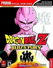 Dragon Ball Z: Buu's Fury (Prima Official Game Guide) [Sep 21, 2004] Mylonas, ..