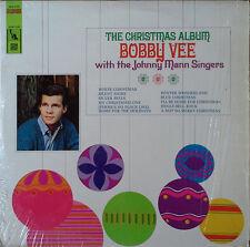 BOBBY VEE - THE CHRISTMAS ALBUM - SUNSET LBL - REISSUED LP - SHRINK WRAP - 1967