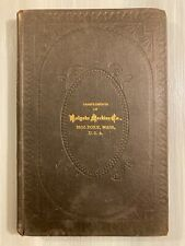 1878 Treatise on TESTING of WATER-WHEELS & other Machinery HYDRAULICS Engravings