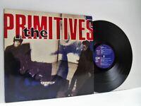 THE PRIMITIVES lovely LP VG+/VG+, PL 71688, vinyl, album, with inner, indie rock