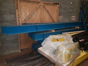 4m RSJ, Steel Beam, Universal Beam, H Section, Mezzanine Floor Legs