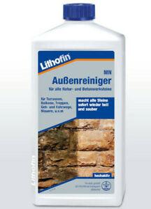 Lithofin Grundreiniger Grünbelagentferner Silikonentferner Farbvertiefer u.v.m.