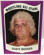 1982 Wrestling All Stars DUSTY RHODES Rookie Card #6 The American Dream WWE