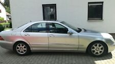 Mercedes Benz S320 cdi w220