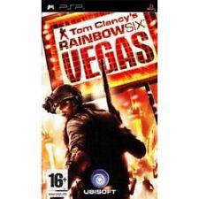 Sony PSP Tom Clancys Rainbow Six Vegas (psp Esse