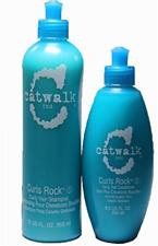 Tigi Catwalk Curls Rock Curly Hair Shampoo and Conditioner Duo, 12oz/8.5oz