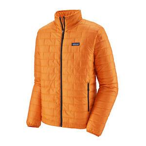 Patagonia Men's Nano Puff Jacket MAN / Mango