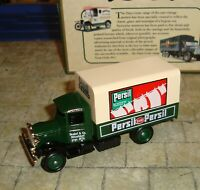 LLEDO - DAYS GONE - 1934 MACK CANVAS BACK TRUCK -   PERSIL   - BOXED