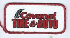 Cavanal Tire & Auto dealer employee patch 2 X 4 Poteau OK