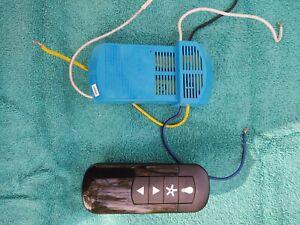 Hunter Ceiling Fan Remote & Receiver