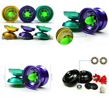 Latest Fashion Magic YoYo  Aluminum Metal Professional Yo-Yo Toys String Hot