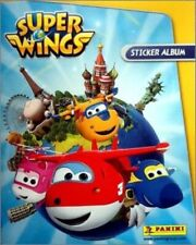 STICKERS IMAGE VIGNETTE - PANINI - SUPER WINGS - 2017 - a choisir