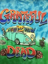 Grateful Dead shirt VW Bus - size XL - First printed In 1989 it's back!!  New!!